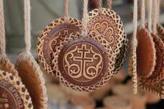 Souvenir från björkskäll Royaltyfri Foto