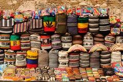 Souvenir från Colombia arkivfoto