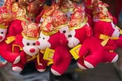 Souvenir in gift shops at China town, Singapore. Singapore, Singapore - September 11 2016 : Souvenir in gift shops at China town, Singapore Stock Photos