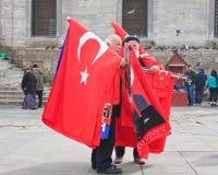 Souvenir Istanbul kalkon Royaltyfri Bild