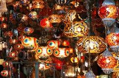Souvenir lights Stock Photography