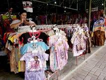 Souvenir market Stock Photos