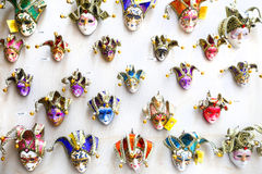 Souvenir masks in Venice Royalty Free Stock Photos