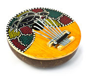 Souvenir music equipment from bali island Royalty Free Stock Photo