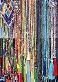 Souvenir Necklace. In Mykonos Island Stock Photos