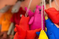 Souvenir romantic toys Stock Photography