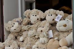 Souvenir Sheep Stock Photo