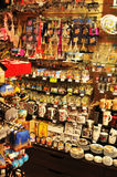 Souvenir shop Stock Images