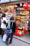 Souvenir shop Stock Photography