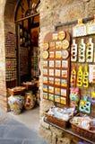 Souvenir shop Royalty Free Stock Image
