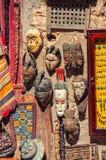 Souvenir shop in Essaouira Stock Photo