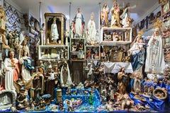 Souvenir shop, Fatima Royalty Free Stock Photos