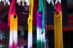 Souvenir shop with hammocks Stock Photography