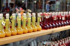 Souvenir shop in Heidelberg Stock Photography
