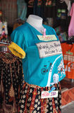 Souvenir shop in Loei Stock Photography
