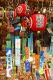 Souvenir shop. Royalty Free Stock Images