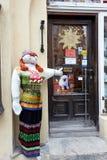 Souvenir shop in Tallinn Royalty Free Stock Image