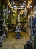 Souvenir shop, Thassos Stock Images