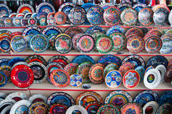 Souvenir shop in Turkey Royalty Free Stock Image