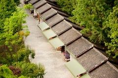 Souvenir shop in Zhangjiajie Natural scenery in China. Stock Photography