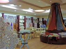Souvenir shoppar i Amman, Jordanien Royaltyfria Foton