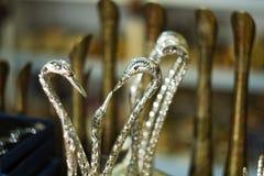 Souvenir shoppar i arab Royaltyfri Foto