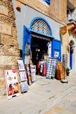 Souvenir shoppar, Mdina Royaltyfria Foton