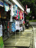Souvenir Shops Royalty Free Stock Photography