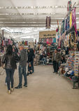 Souvenir shops in Jordan Royalty Free Stock Photos
