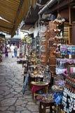 Souvenir Shops Royalty Free Stock Photos