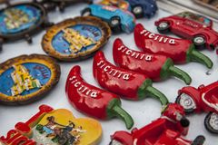 Souvenir of Sicily Royalty Free Stock Photo