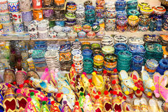 Souvenir stall Royalty Free Stock Image