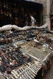 A souvenir stall in kathmandu Stock Photos
