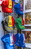 At the souvenir store Stock Images