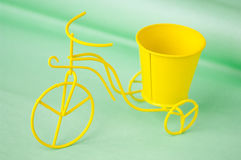 Souvenir toy bicycle Royalty Free Stock Photography