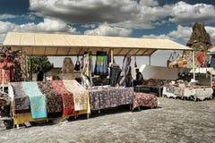 Souvenir trade, Cappadocia, Turkey Stock Photo