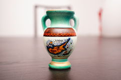 Souvenir vase Royalty Free Stock Photos