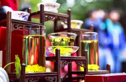 Souvenir at Walking street in Chengdu, China Stock Photography