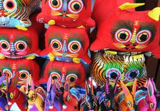 Souvenir of Xian,China Stock Photo