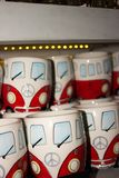 Souvenirladen-Andenken höhlt Kaffee Stockbilder