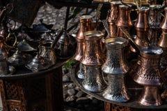 Souvenirs à Sarajevo Photographie stock libre de droits