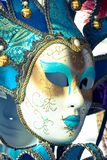 Souvenirs and carnival masks on street trading in Venice, Italy Royalty Free Stock Photo