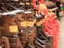Souvenirs from Chichen Itza. Mexico Stock Photo