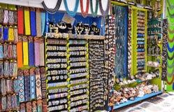 souvenirs colorés de la Grèce Photo stock