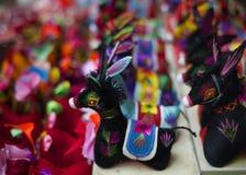 Souvenirs d'âne Photographie stock