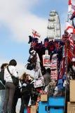 Souvenirs de Londres Photos stock