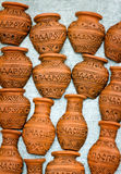 Souvenirs in the form of ware with the inscriptions wishing heal Stock Image
