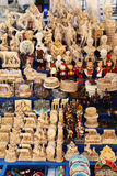 Souvenirs and gifts kiosk in Rome Royalty Free Stock Image