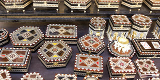 Souvenirs of Granada Stock Image
