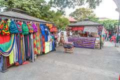 Souvenirs and handicrafts for tourist from Nicaragua Royalty Free Stock Image